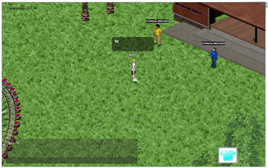 Revolutionary MMORPG dating web game